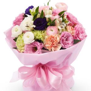 심쿵 꽃다발