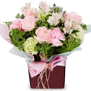 화니핀 꽃상자