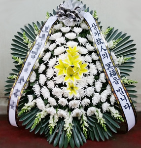 근조바구니 (대품)